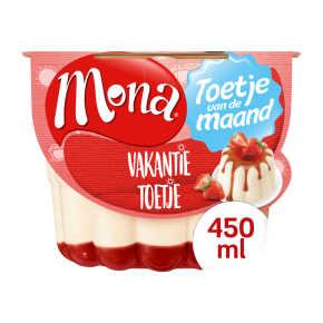 Mona pudding toetje van de maand 450 ml beker product photo