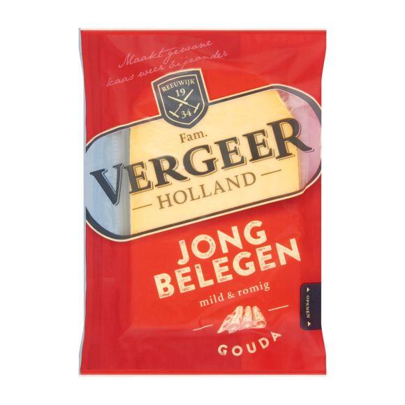 Vergeer Jong belegen kaas plakken product photo