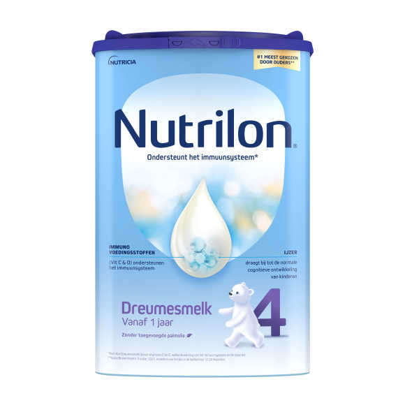 Nutrilon 4 Dreumes Groeimelk poeder product photo