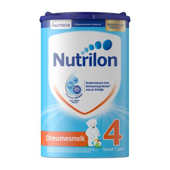Nutrilon Dreumesmelk 4 12+ Maanden 800 g product photo