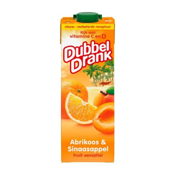 DubbelDrank Sinaasappel & abrikoos product photo