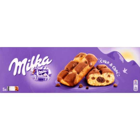 Milka Cake & choc product photo