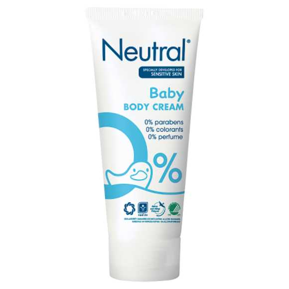Neutral Baby crème product photo