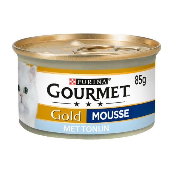 Gourmet Mousse met tonijn product photo