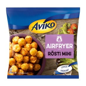 Aviko Airfryer rösti mini product photo