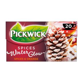 Pickwick Spices winterglow zwarte thee product photo