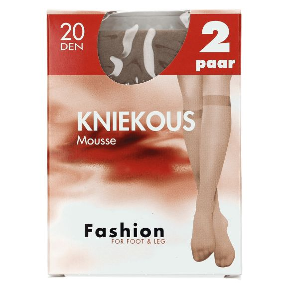 Fashion Kniekous moussesky one-size product photo