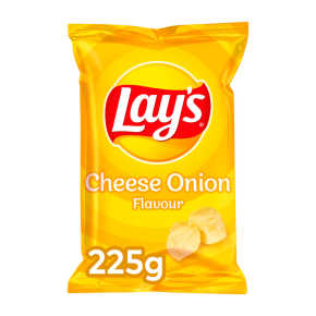 Lay's Cheese onion chips product photo