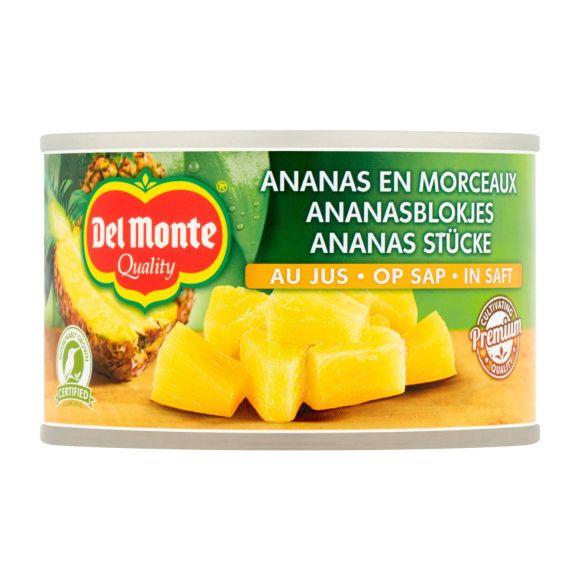 Del Monte Ananas stukjes Op Sap product photo