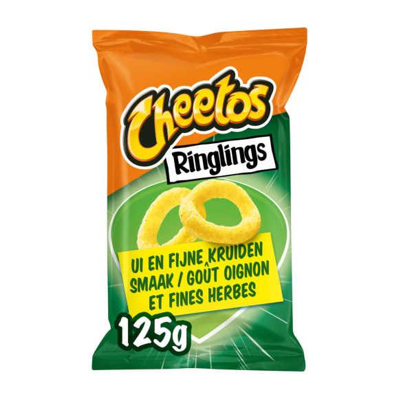 Cheetos Ringlings onion product photo