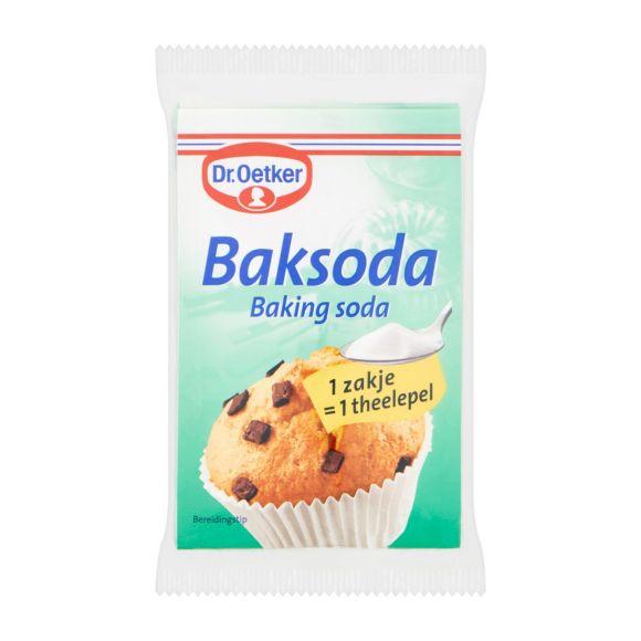 Dr. Oetker Baksoda product photo