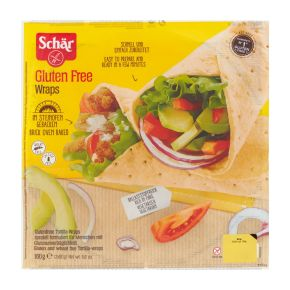 Schär Wraps product photo