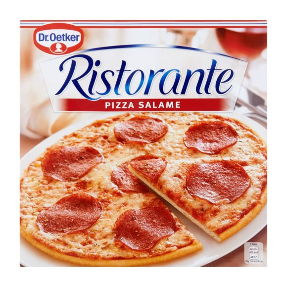 Dr. Oetker Pizza Ristorante Salame product photo