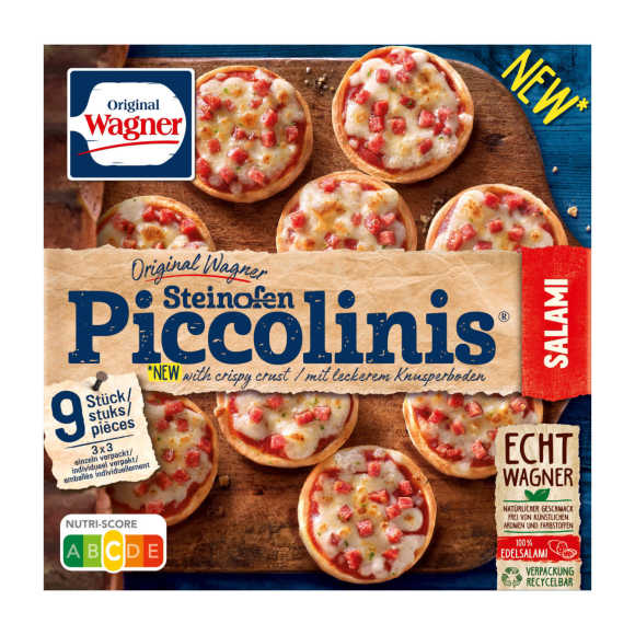 Wagner Steenoven Piccolinis salami product photo