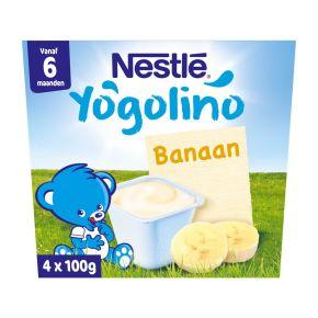 Nestlé Yogolino banaan product photo