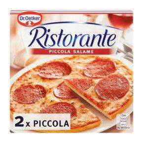 Dr. Oetker Mini Pizza Ristorante Piccola  Salame product photo