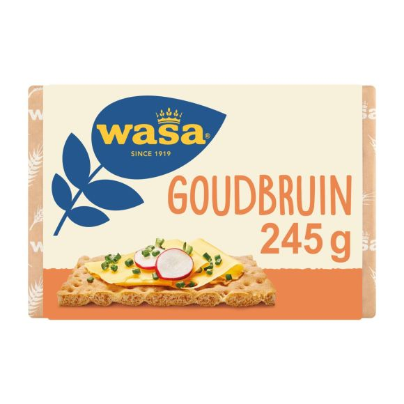 Wasa Knäckebröd goudbruin product photo