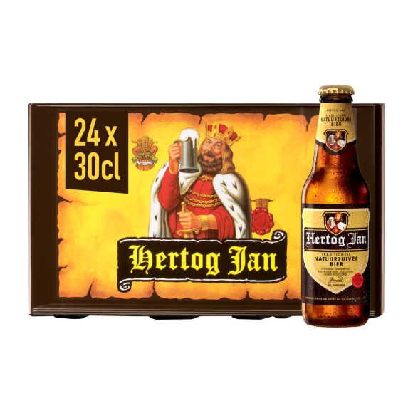 Hertog Jan Pilsener Natuurzuiver Bier Krat  24 x 30 cl product photo
