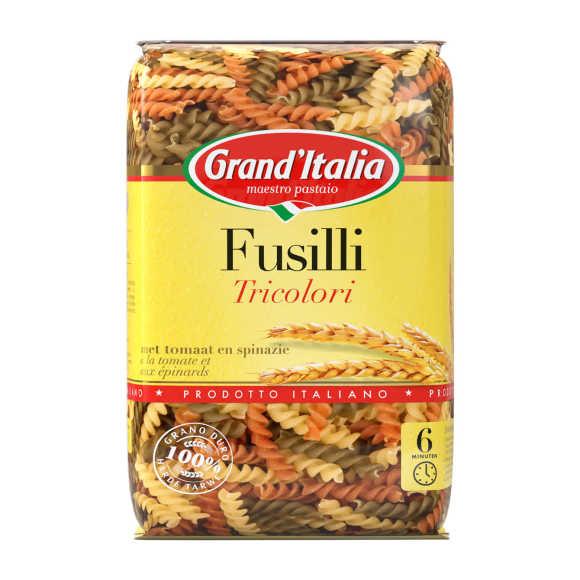 Grand Italia Fusilli tricolore product photo
