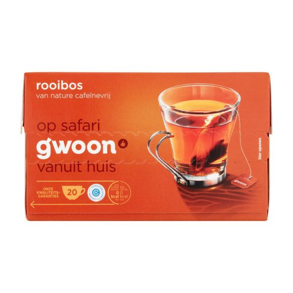 g'woon Rooibosthee product photo