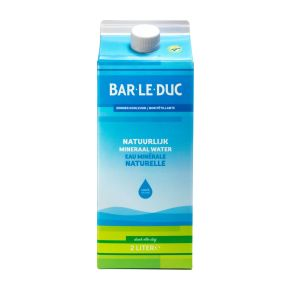 Bar-le-Duc Mineraalwater product photo