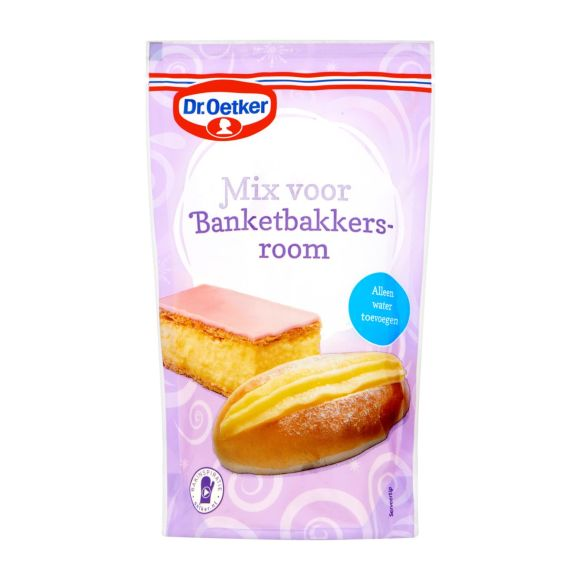 Dr. Oetker Mix voor Banketbakkersroom product photo