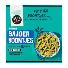 Sum & Sam Boemboe sajoer boontjes product photo