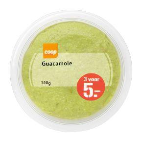 Coop Tapas dip guacamole product photo