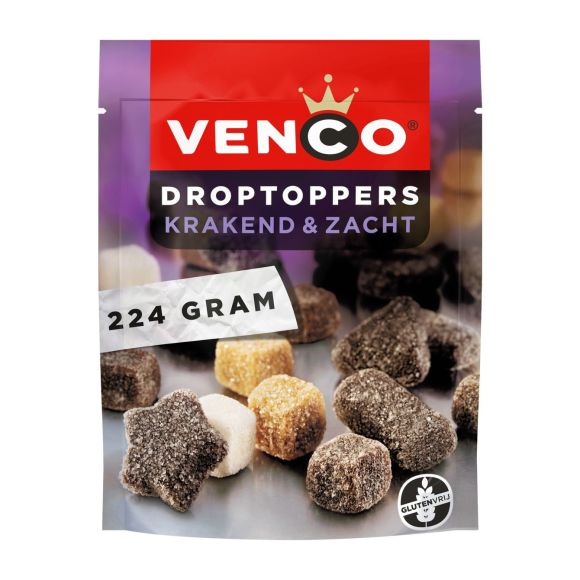 Venco Droptoppers krakend product photo