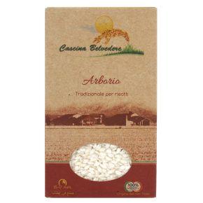 Cascina Arboria risotto product photo