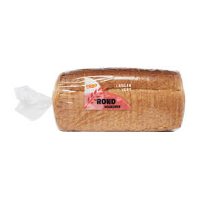 Rond volkoren brood heel product photo