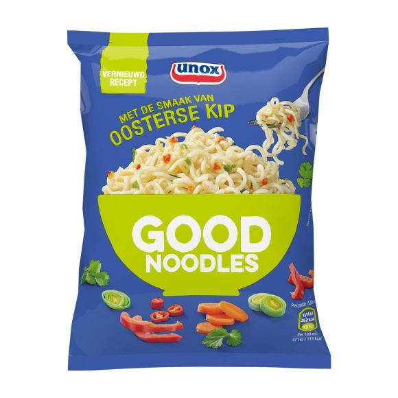Unox Good Noodles Oosterse kip product photo