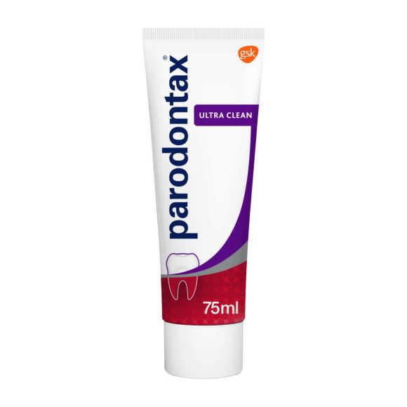 Parodontax Tandpasta ultra clean product photo