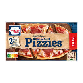 Wagner Steinoven pizzies salami product photo