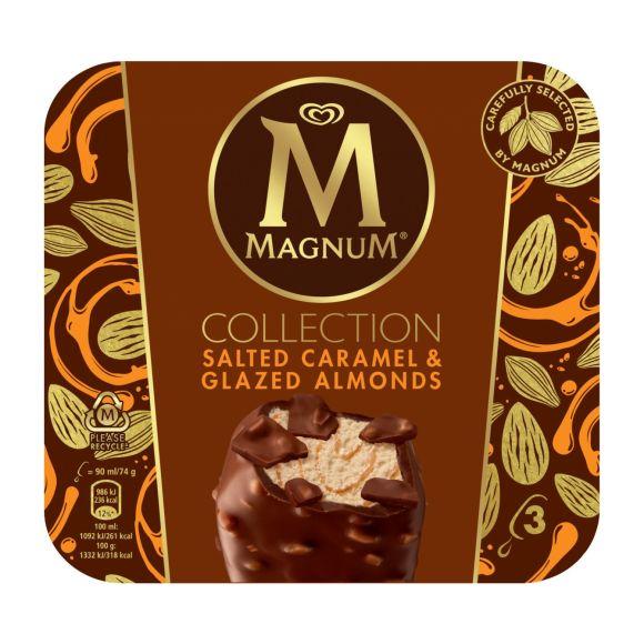 Magnum Salted caramel glazed almond product photo