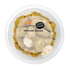 Coop Tapas olijven knoflook product photo