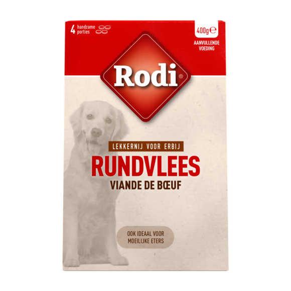 Rodi Rundvlees 400 g product photo