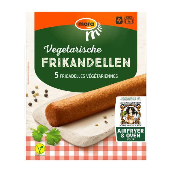 Mora Vegetarische frikandellen product photo
