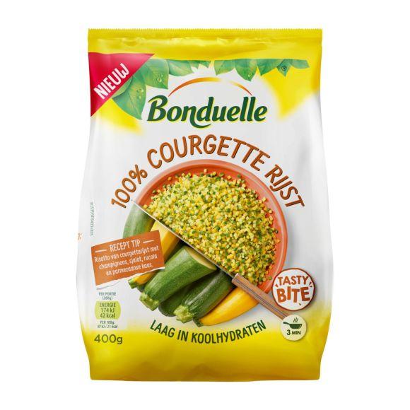 Bonduelle Courgette rijst 100% product photo