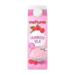 Melkunie Framboos vla product photo