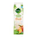 Melkan Vruchtenyoghurt perzik 0% vet product photo