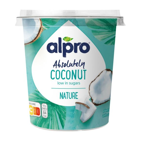 Alpro Absolutely coconut product photo
