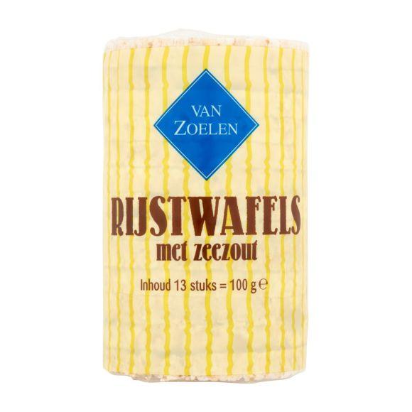 Van Zoelen Rijstwafels product photo