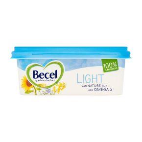 Becel Light halvarine vegan en 100% plantaardig kuip product photo
