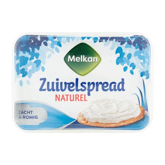 Melkan Zuivelspread naturel product photo