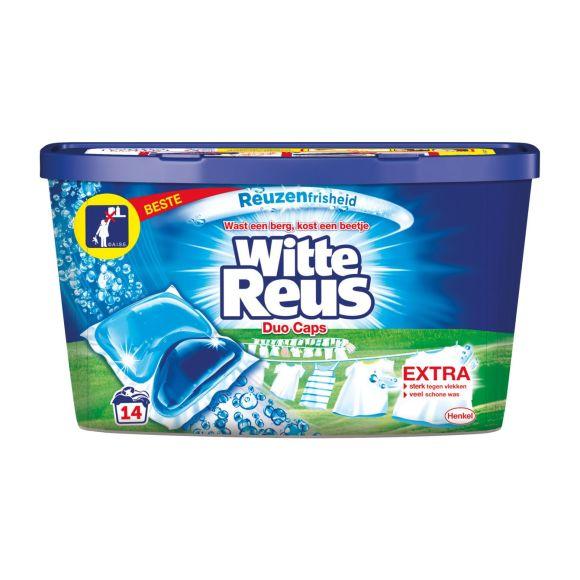 Witte Reus Duo capsules product photo