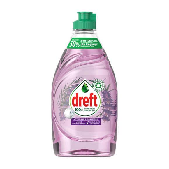 Dreft Handafwasmiddel naturals lavendel product photo