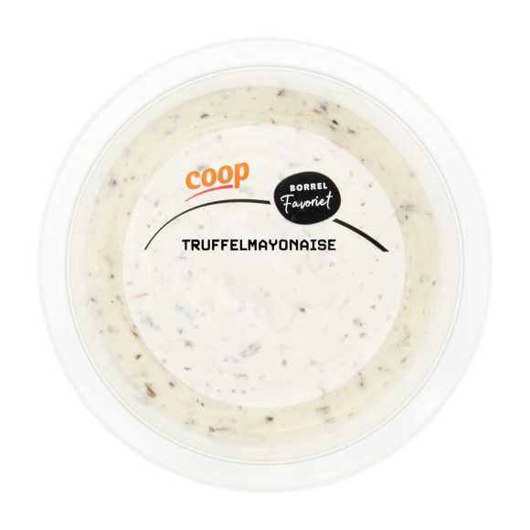 Coop Tapas truffel mayonaise product photo
