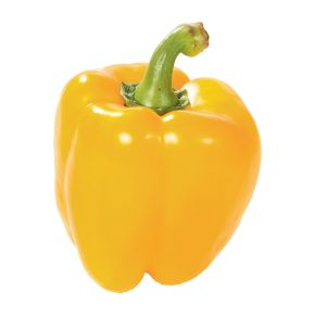 Paprika geel product photo