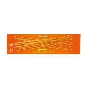 g'woon Spaghetti volkoren product photo